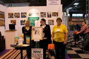 Bark & Read Competion Crufts 2012
