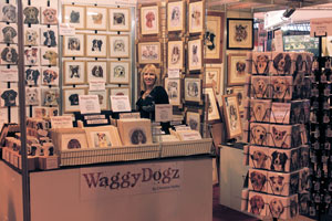 Waggydogz Launch Crufts 2013